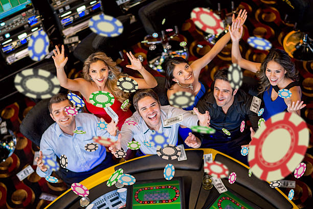 The Best Casino Party in San Antonio, New Mexico | Casino Party Pro