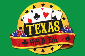 Texas Hold 'Em at Casino Party in [location]